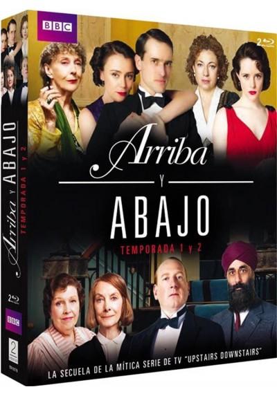 Arriba Y Abajo - Temporada 1 Y 2 (Blu-Ray) (Pack)