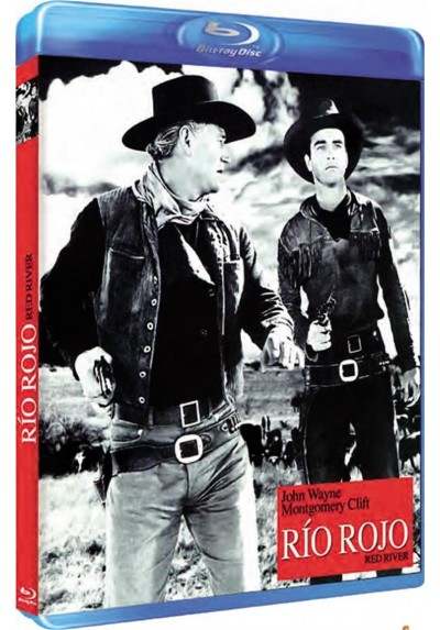 Rio Rojo (Blu-Ray) (Red River)