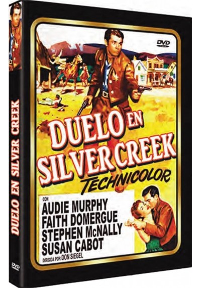 Duelo En Silvercreek (The Duel At Silver Creek)