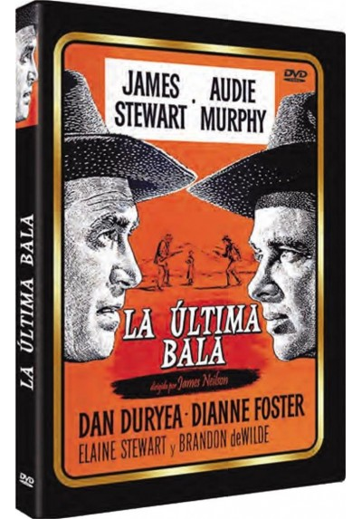 La Ultima Bala (Night Passage)