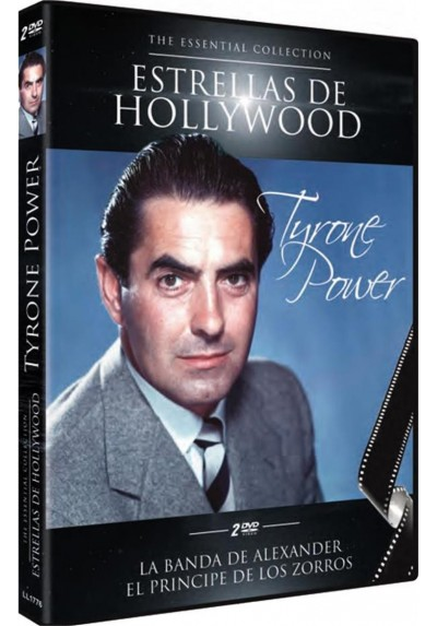 Tyrone Power - Estrellas De Hollywood