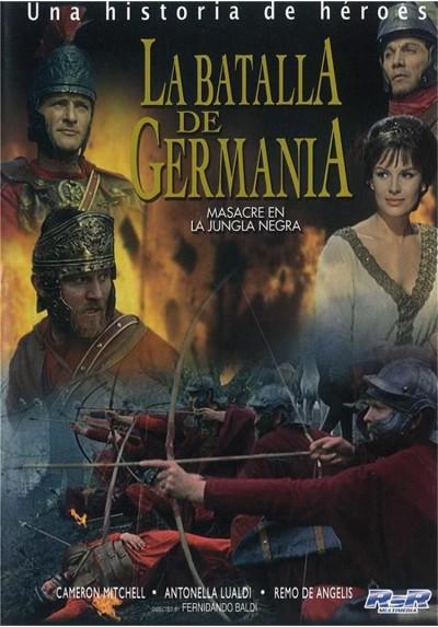 La Batalla De Germania : Masacre En La Selva Negra (Herman Der Cherusker : Die Schlacht Im Teutoburger Wald)