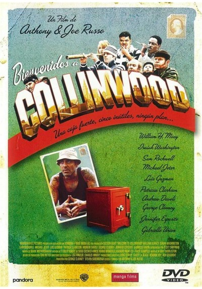 Bienvenidos A Collinwood (Welcome To Collinwood)