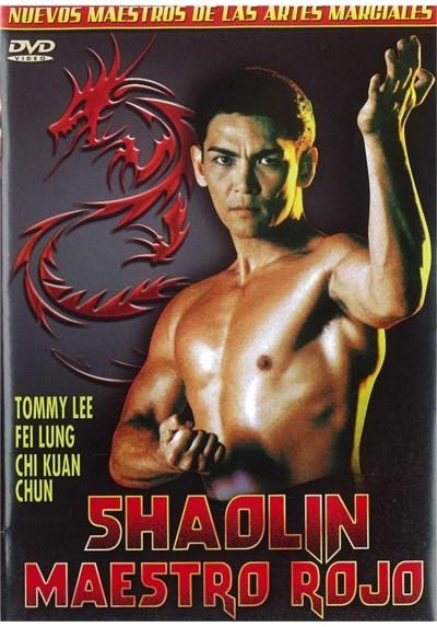Nuevos Maestros De Las Artes Marciales : Shaolin Maestro Rojo