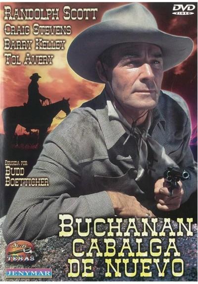 Buchanan Cabalga De Nuevo (Buchanan Rides Alone)