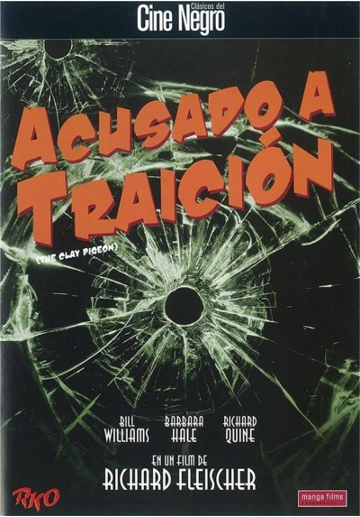 Acusado A Traicion (The Clay Pigeon)