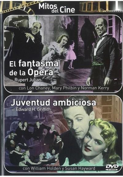 Mitos Del Cine : El Fantasma De La Opera / Juventud Ambiciosa