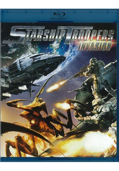 Starship Troopers : Invasion (Blu-Ray)