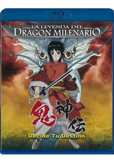 La Leyenda Del Dragon Milenario (Blu-Ray) (Onigamiden)