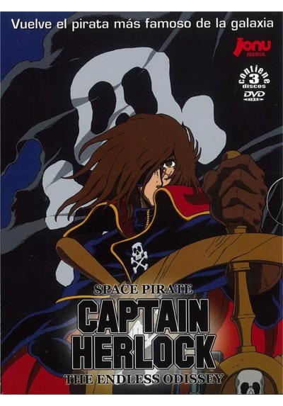 Captain Herlock : The Endless Odyssey (Space Pirate Captain Herlock: The Endless Odyssey)