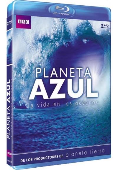 Planeta Azul : La Vida En Los Oceanos (Blu-Ray)