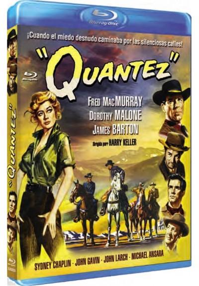 Quantez (Blu-Ray)