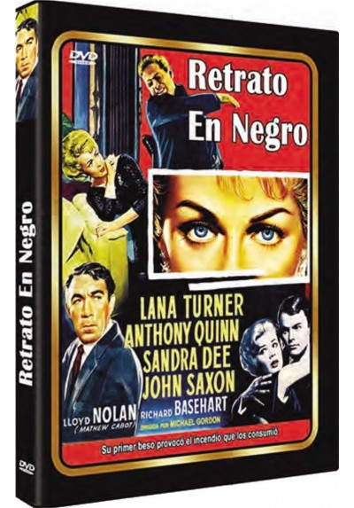 Retrato En Negro (Portrait In Black)