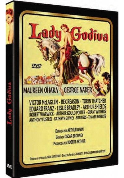 Lady Godiva (Lady Godiva Of Coventry)