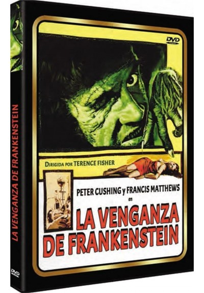 La Venganza De Frankenstein (The Revenge Of Frankenstein)