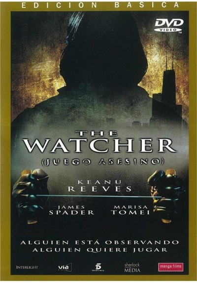 The Watcher (Juego Asesino)