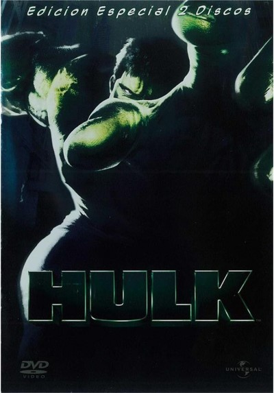 Hulk : La Pelicula (Edicion Especial 2 discos)