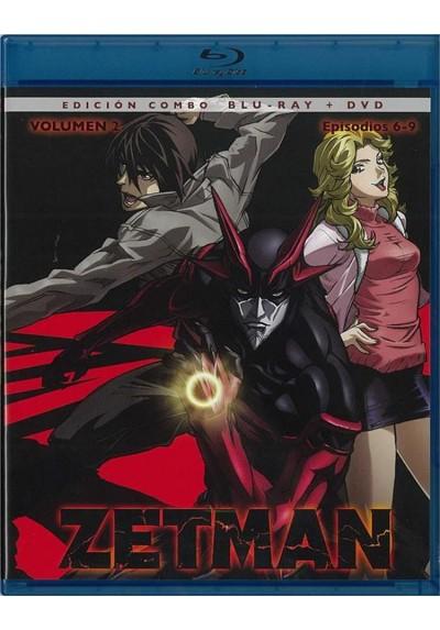 Zetman - Vol. 2 (Blu-Ray + Dvd)