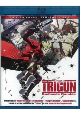 Trigun : La Pelicula (Blu-Ray + Dvd)