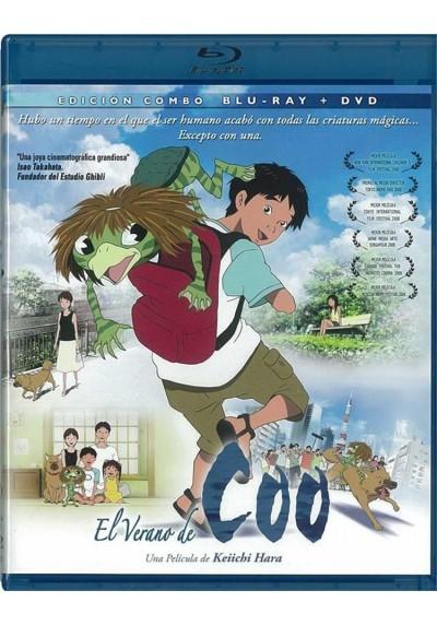 El Verano De Coo (Blu-Ray + Dvd)