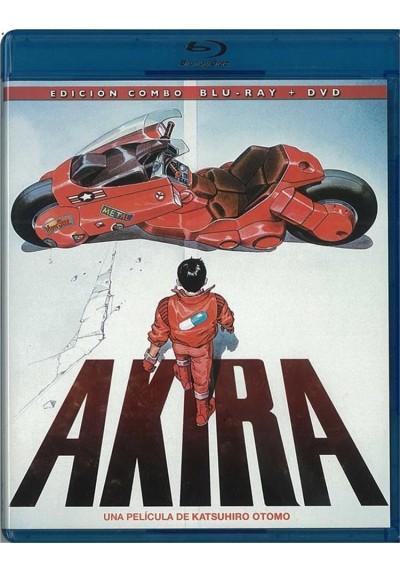 Akira (Blu-Ray + Dvd)