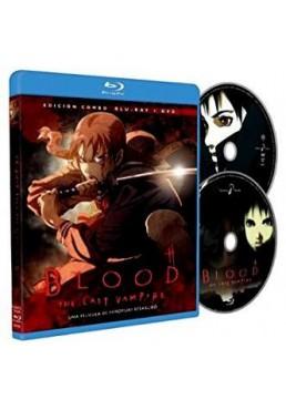 Blood : El Ultimo Vampiro (Blu-Ray + Dvd)