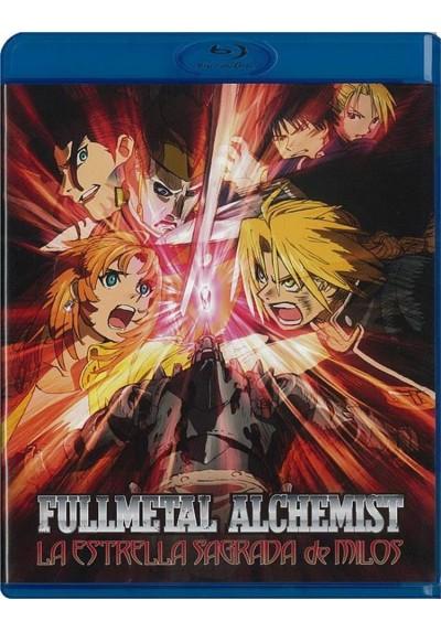 Fullmetal Alchemist : La Estrella Sagrada De Milos (Blu-Ray)