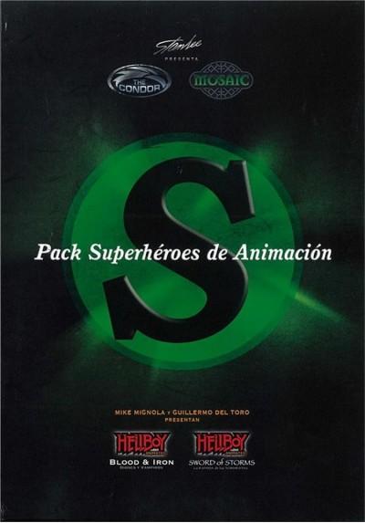 Superheroes De Animacion (Pack)