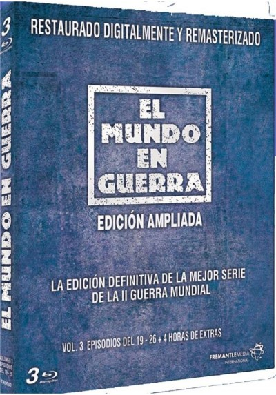 El Mundo En Guerra - Vol. 3 (The World At War)