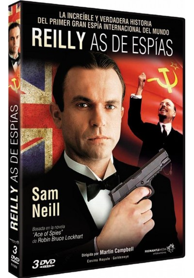 Reilly : As De Espias (Reilly : The Ace Of Spies)