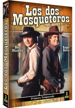 Los Dos Mosqueteros - Primera Temporada (Alias Smith And Jones)