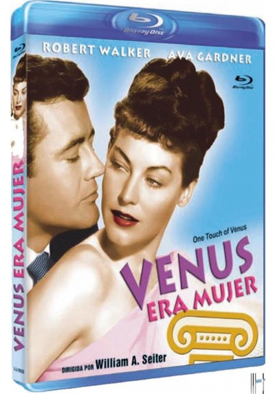 Venus Era Mujer (Blu-Ray) (One Touch Of Venus)