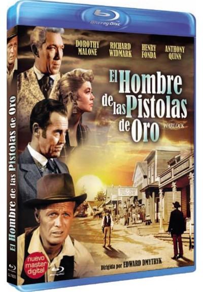 El Hombre De Las Pistolas De Oro (Blu-Ray) (Warlock)