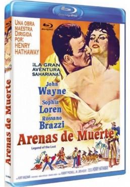 Arenas De Muerte (Blu-Ray) (Legend Of The Lost)