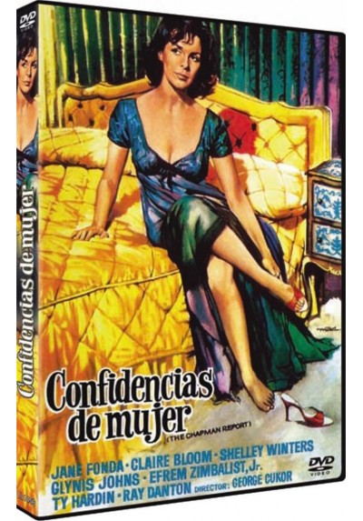 Confidencias De Mujer (The Chapman Report)