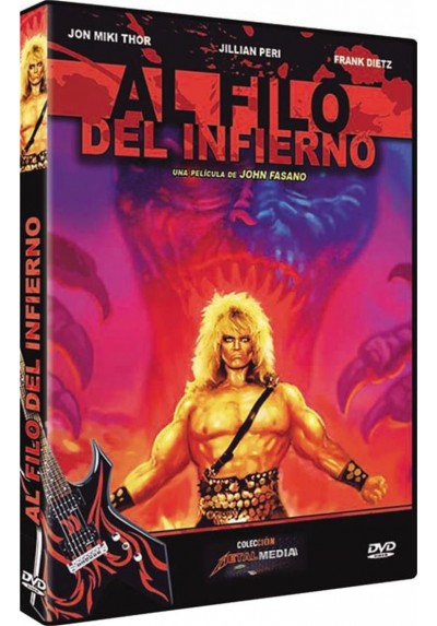 Al Filo Del Infierno (Rock´n Roll Nightmare)