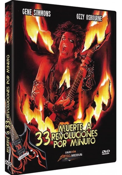 Muerte A 33 Revoluciones Por Minuto (Trick Or Treat)
