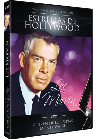 Lee Marvin - Estrellas De Hollywood