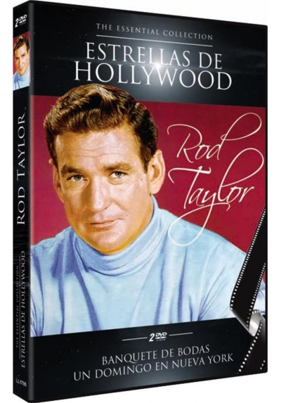 Rod Taylor - Estrellas De Hollywood