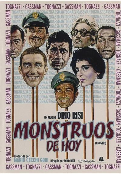 Monstruos De Hoy (I Mostri)