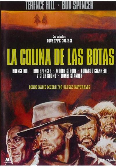 La Colina De Las Botas (La Collina Degli Stivali)
