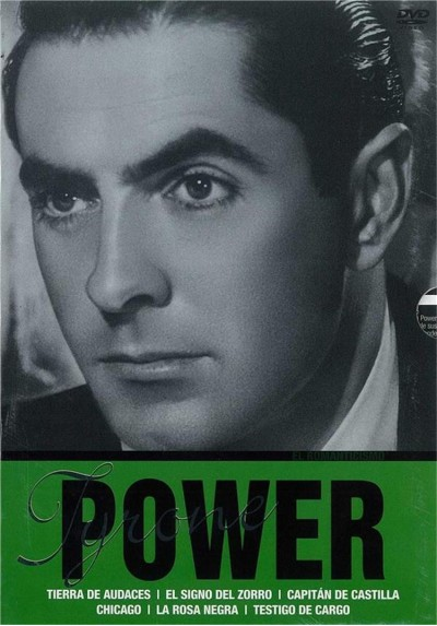 Tyrone Power - Coleccion Actores