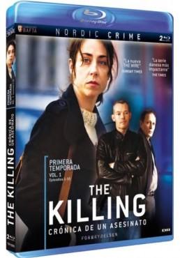 The Killing : Primera Temporada - Vol. 1 (Blu-Ray) (Forbrydelsen)