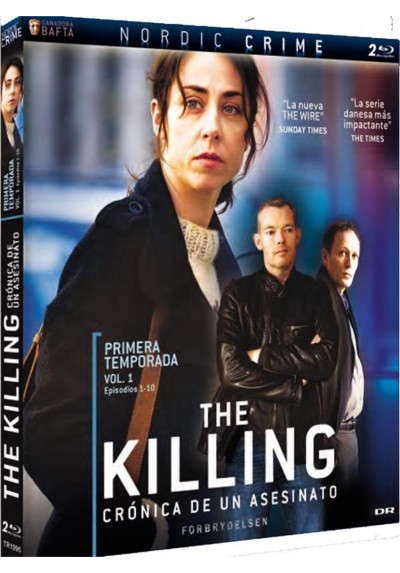 The Killing : Primera Temporada - Vol. 1 (Forbrydelsen)