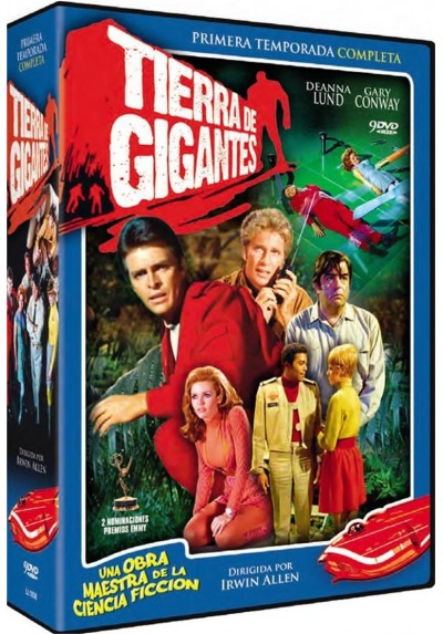 Tierra De Gigantes - Primera Temporada Completa (Land Of Giants)