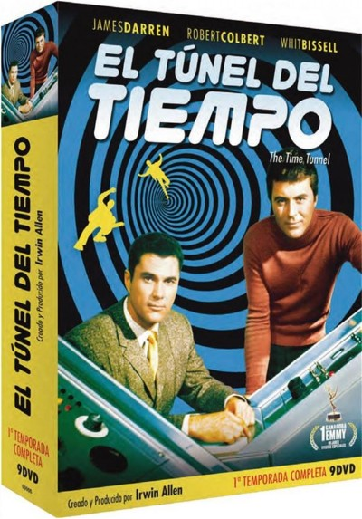 El Tunel Del Tiempo - 1ª Temporada Completa (The Time Tunnel)