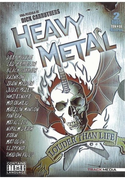 Heavy Metal - Louder Than Life