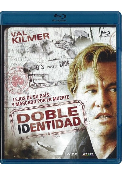 Doble Identidad (Blu-Ray) (Fake Identity)