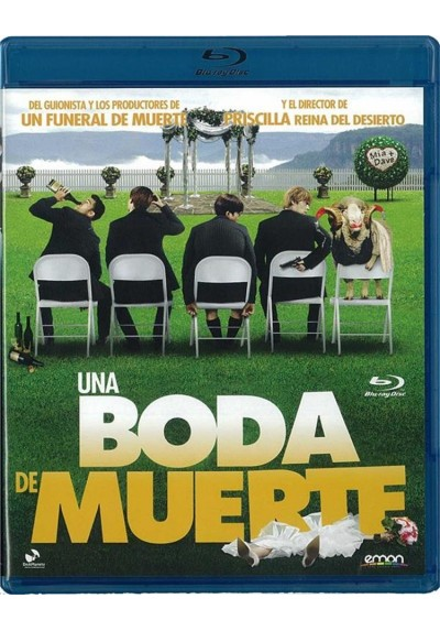 Una Boda De Muerte (Blu-Ray) (A Few Best Men)