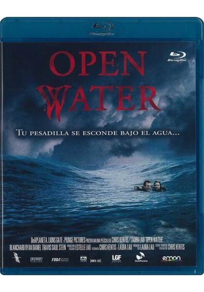 Open Water (Blu-Ray)